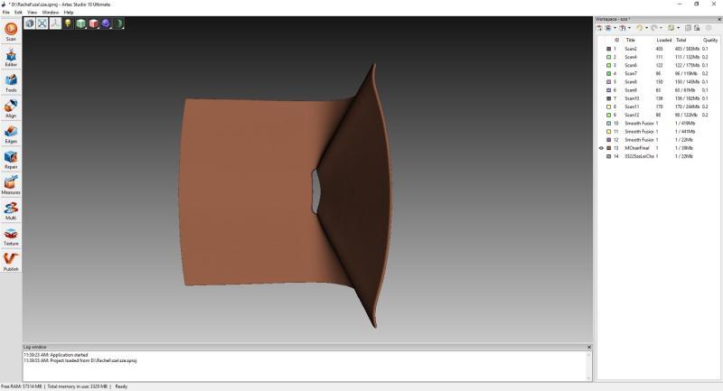 مزایای اسکن سه بعدی در طراحی محصول