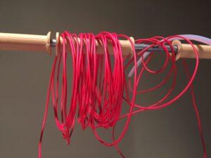 گره در فیلامنت پرینت سه بعدی