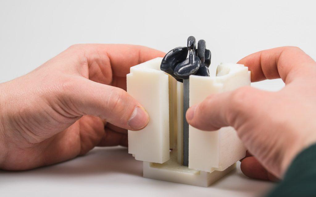 اسکن سه بعدی در قالبسازی و اسانی در طراحی